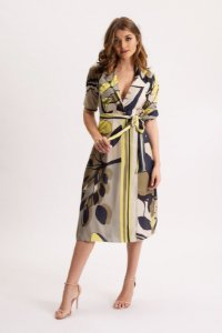 Vestido Midi Raízes