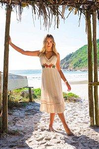 Vestido Midi Caribbean