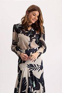 Camisa Max Floral