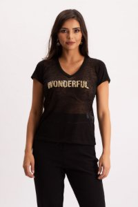 T-shirt Wonderful