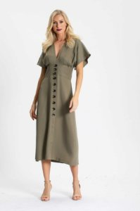 Vestido Midi Lycell