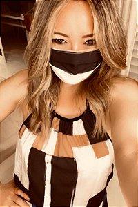 Máscara De Proteção Abstract