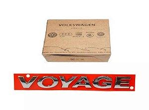 Emblema Logotipo Voyage G5