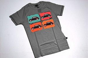 Camiseta Com Fusca Original