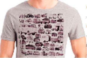 Camiseta Dozen Kombi - Tamanho M
