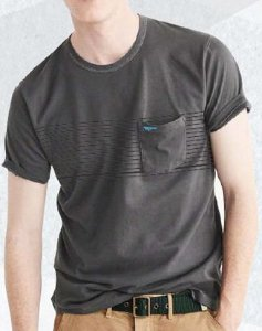 Camisa Pocket Fox Masculino G