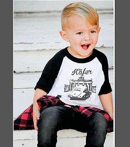 Camisa  Kafer Inf 8 Anos