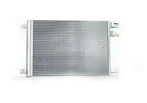Condensador Ar Condicionado Novo Novo Polo Virtus T-Cross