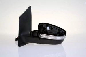 Espelho Retrovisor Lado Esquerdo Preto - Fox Spacefox