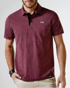 Camisa Polo TSI Masculino
