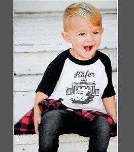 Camisa  Kafer Infantil