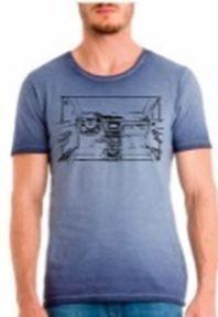 Camiseta Stoned Gol