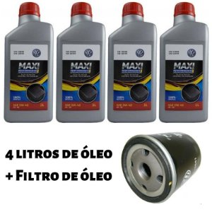 Kit Revisão filtro + óleo