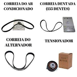 Kit Completo de Correias
