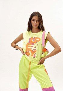 T-shirt Descolado Lança Perfeume Easy
