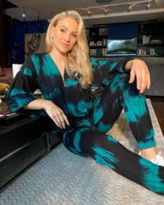 Calça Comfy Tie Dye com Elástico na Barra e Bolsos Zen