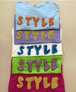 T-shirt Style Bardoh