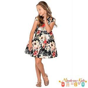 Vestido Infantil Quimby - BLK