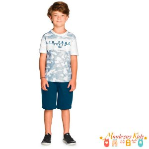 Conjunto Infantil Trick Nick  Air Force, Ref. 1090971