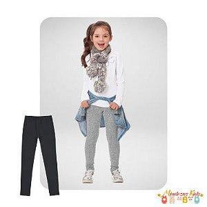 Calça Legging Kids Fakini - BLK2