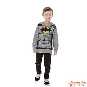 Casaco com Capuz Batman Fakini - BLK1