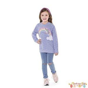 Casaco Barbie DreamTopia Fakini - BLK1