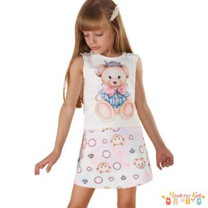 Conjunto Ursa Princesa Infanti