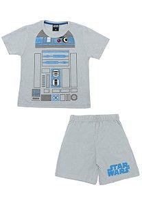 Pijama Menino Star Wars Lupo - BLK1