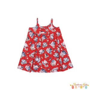 Vestido Rovitex Kids - BLK1