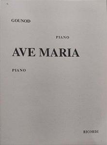 AVE MARIA - partitura para piano - Gounod
