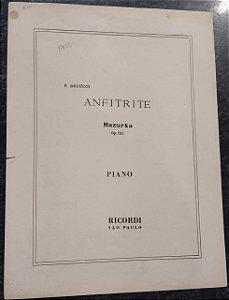 ANFITRITE - Mazurka opus 221 - partitura para piano - E. Becucci