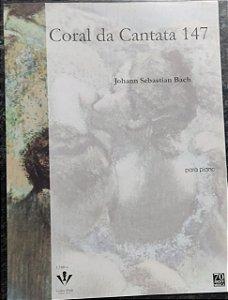CORAL DA CANTATA 147 - partitura para piano - Bach