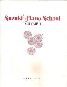 SUZUKI PIANO SCHOOL - Vol. 4