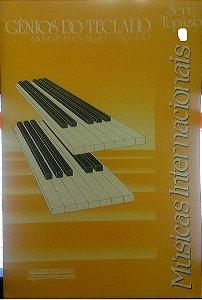 GÊNIOS DO TECLADO – Músicas para órgão e teclado – Série Topázio vol. 1 - Magdalena Raush-Souto