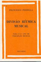 DIVISÃO RÍTMICA MUSICAL 2º Vol. - Francesco Pezzella