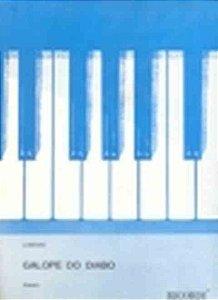 GALOPE DO DIABO - partitura para piano - G. Ludovic