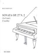 BEETHOVEN - SONATA OP.27 N.2 - (AO LUAR)
