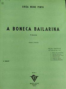 A BONECA BAILARINA - partitura para piano - Luiza Neide Pinto