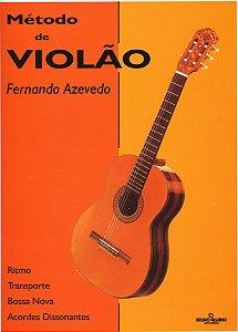 MÉTODO DE VIOLÃO - Fernando Azevedo