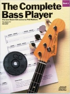The Complete Bass Player - Book 1 + CD - Phil Multord