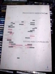ESTUDO PARA CONTRABAIXO - Francisco Mignone