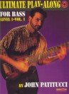 ULTIMATE PLAY-ALONG FOR BASS - VOL.1 - JOHN PATITUCCI