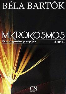 BELA BARTOK - MIKROKOSMOS - VOL 1 - Português - Peças progressivas para piano