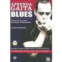 APRENDA GAITA BLUES - Ricardo Parronchi