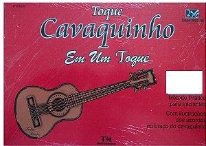 TOQUE CAVAQUINHO EM UM TOQUE - Tadeu Moura