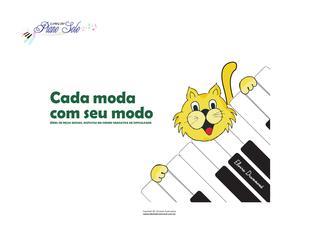 CADA MODA COM SEU MODO - Elvira Drummond