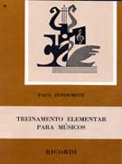 TREINAMENTO ELEMENTAR PARA MÚSICOS - Paul Hindemith