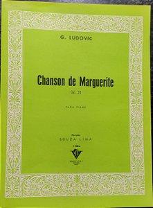 CANÇÃO DE MARGARIDA OPUS 33 - partitura para piano - Ludovic (Vitale)