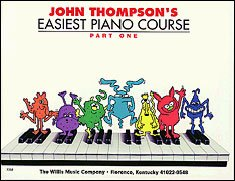 JOHN THOMPSON´S EASIEST PIANO COURSE - Part 1 - John Thompson