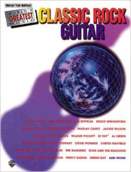 CLASSIC ROCK GUITAR - World´s greatest music